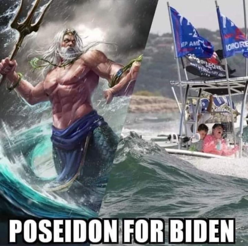 Poseidon Strikes Back