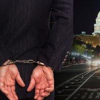 THE ARRESTS BEGIN: Capitol Police arrest left-wing Senate staffer Jackson Cosko for allegedly doxxing GOP Senators as part of left-wing terrorism push