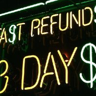 The history — and psychology — behind the tax refund