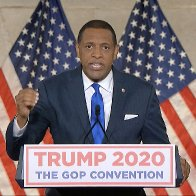 RNC 2020: Democrat Vernon Jones delivers blistering attack on his party