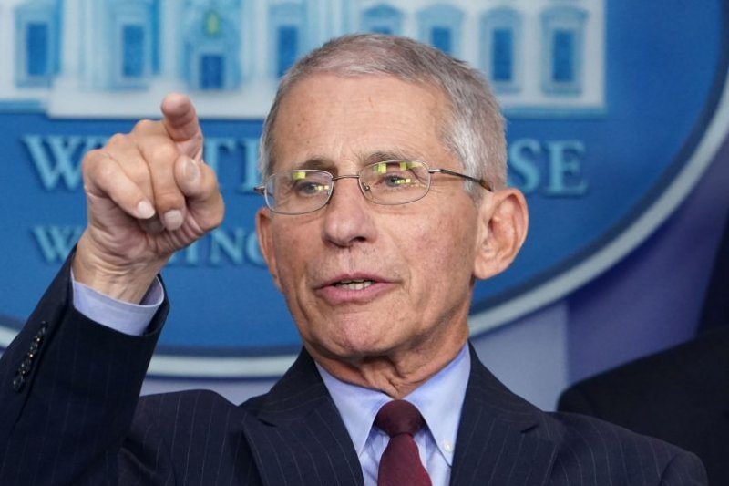 Fauci Squashes Trump's Distortion Of CDC's COVID-19 Death Toll Data