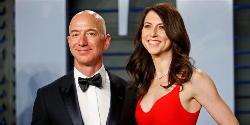 Former Mrs. Bezos now richest woman in the world as Wall Street highs lead to reshuffling of top billionaires
