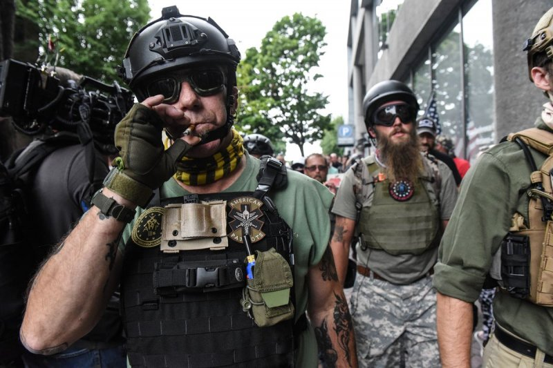 Right Wing Terrorism Thrives in Trump's America