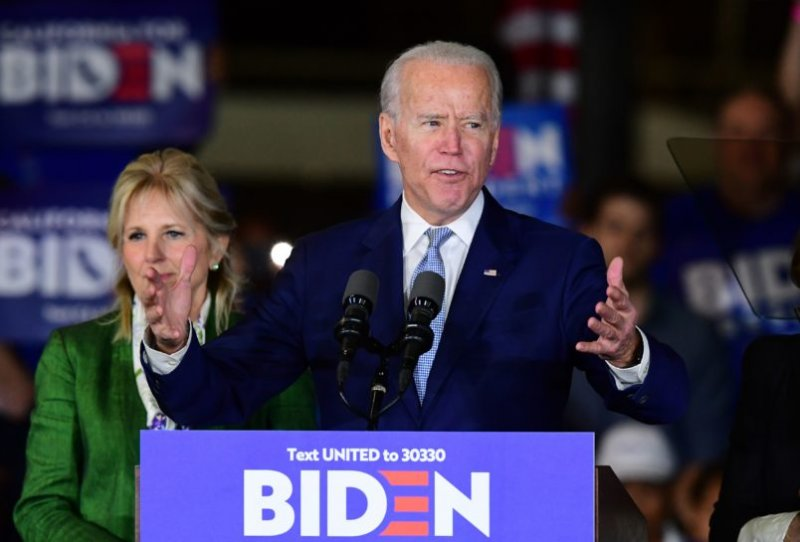 Biden Slams Trump's Obsession With Conspiracy Theories: 'What In God's Name Are We Doing?'