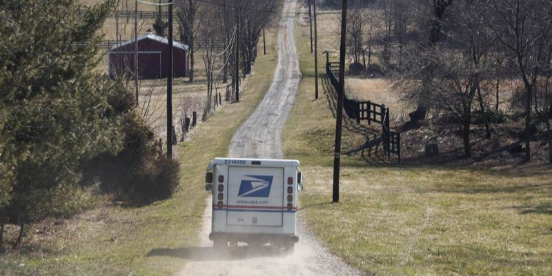 Dead chicks, delayed prescriptions: Late mail leaves rural America disconnected