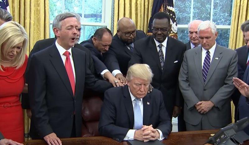 Trump Called Evangelical Christianity 'Bullshit,' Privately Mocked Evangelicals As Gullible: Michael Cohen