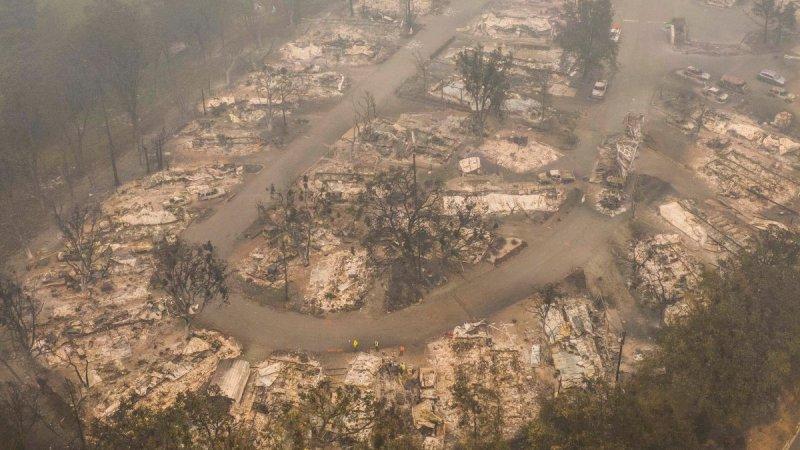 Facebook Finally Cracks Down on Bogus Propaganda About Oregon Wildfires
