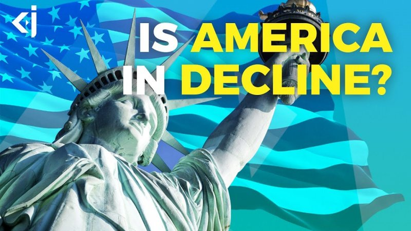 Is America in Decline?
