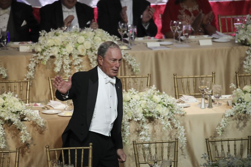 Bloomberg Spends $100 Million To Help Biden in Florida