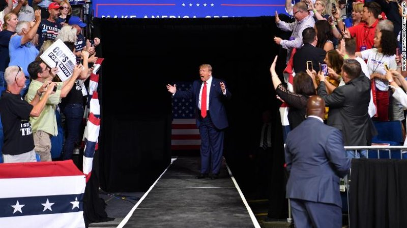 Trump Flails In Attempt To Defend High-Risk, Indoor Campaign Rally In Nevada