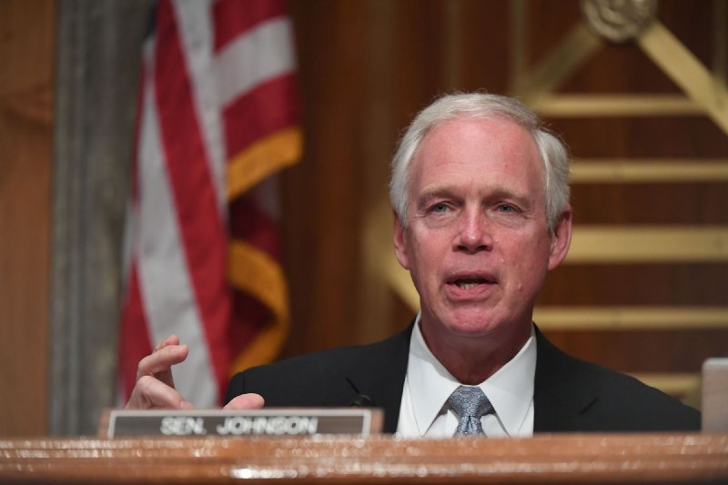 Ron Johnson Carries Trump, Russia's Water on Ukraine and Joe Biden