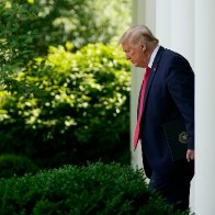 President Trump abruptly ended his '60 Minutes' interview after 45 minutes