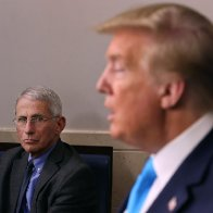 """Fauci """"Ready To Rip That Orange Clown's Face Off"""" - The Lint Screen"""