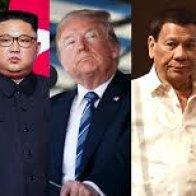 Trump and Dictators
