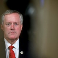 """Trump Chief Of Staff Mark Meadows - """"We are not going to control the pandemic..."""""""