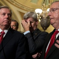 Senate Republicans preparing for 'potentially catastrophic' election blowout with 12 seats now in play: report