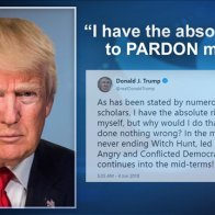 Poll - Will Trump Pardon Himself?