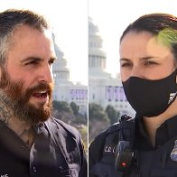 'Kill Him with His Own Gun': Officers Recount Terror of Being Attacked by Pro-Trump Capitol Mob