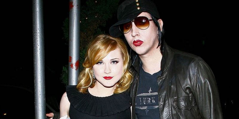 Evan Rachel Wood says Marilyn Manson 'horrifically abused me for years'