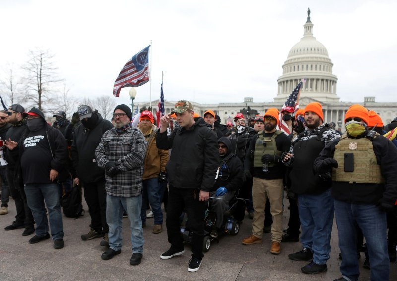 Proud Boys may have planned Capitol breach in part to retaliate against police after member was stabbed following December pro-Trump march, FBI alleges