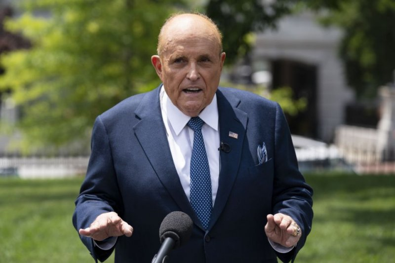 Voting company sues Fox, Giuliani over election fraud claims
