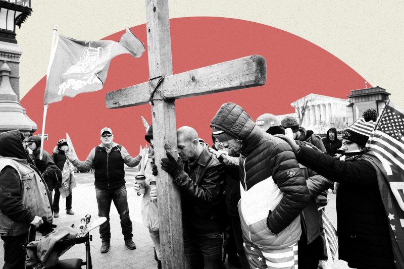 It's Time to Talk About Violent Christian Extremism - POLITICO