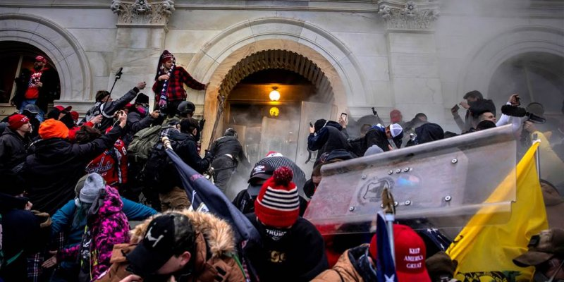 Feds charge over 200 in Capitol riot. We've learned a lot about why it happened.