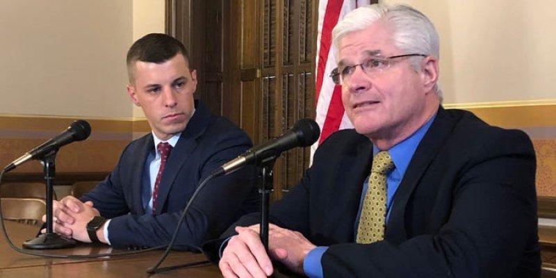 MI senate majority leader calls Capitol attack a hoax, goes on sexist rant