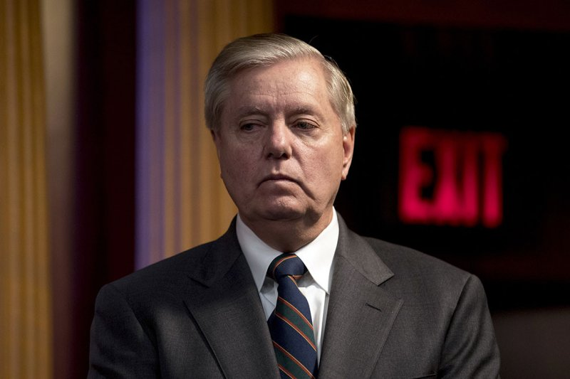 Lindsey Graham says Capitol Police 'let the country down' during riot
