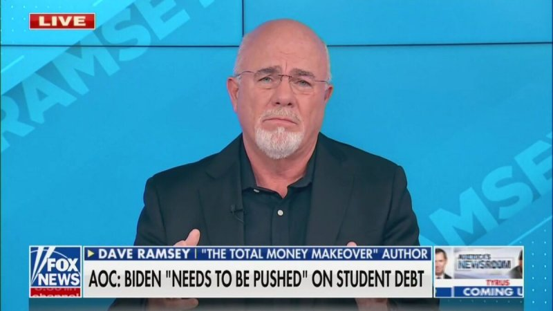 Dave Ramsey Argues Against Stimulus on Fox News