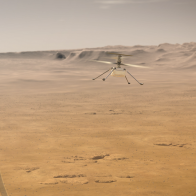 Mars Rover Perseverance Lands On Red Planet And Starts Sending Images : NPR