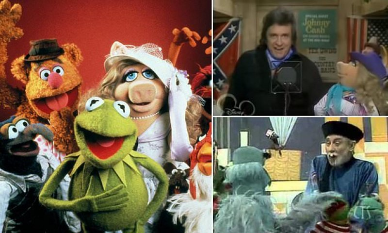 The Muppet Show now comes with an alert about 'offensive content' on Disney