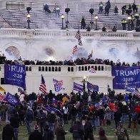 Judge rips Capitol rioter's Trump defense