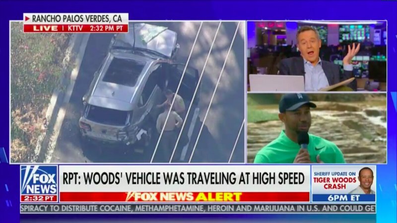 Greg Gutfeld Questions Wall-to-Wall Media Coverage of Tiger Woods