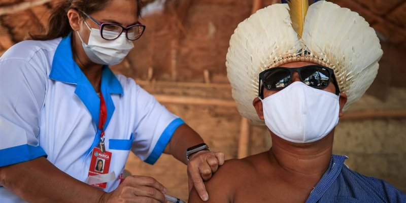 Survival of Brazil's Indigenous groups hinges on urgent Covid response, human rights groups warn