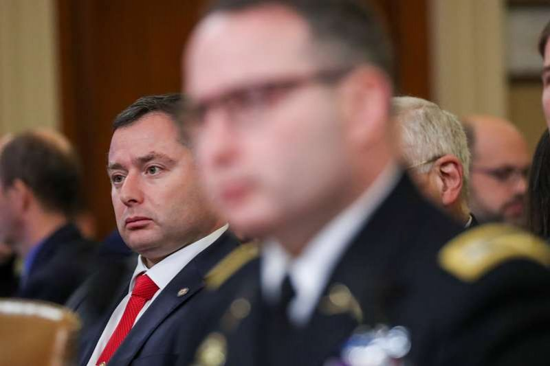 Yevgeny Vindman, fired by Trump White House, now says Army set to promote him