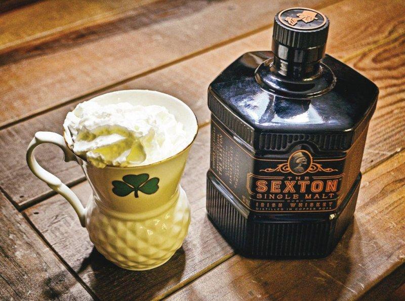 Irish Coffee Cocktail Recipe