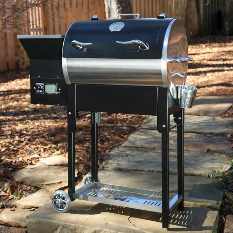 A New Grill For Grilling Season