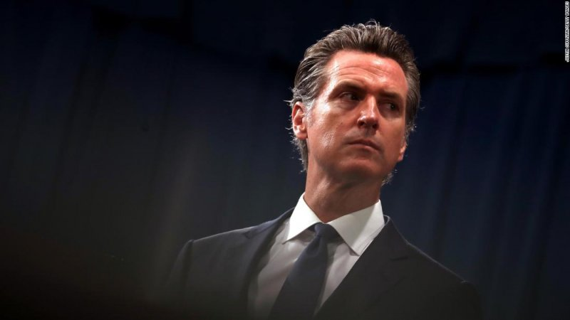 Opinion: The real reason some Californians want to recall Gov. Gavin Newsom