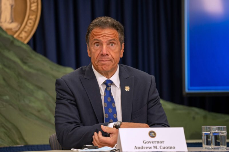 NY Times Posts Audio Exposing Cuomo Lied About Threatening to Compare Adversary to 'Child Rapist'