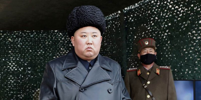 North Korea fired at least one missile over the weekend, U.S. officials say