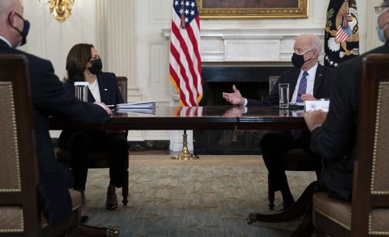 Biden makes us wonder whose administration it really is