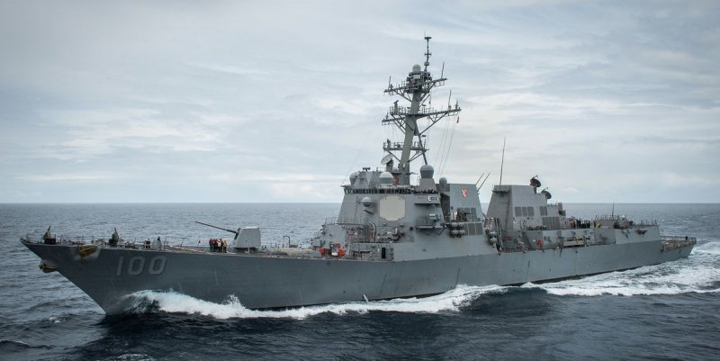 Tic Tac-Shaped Drones Swarmed Navy Destroyers. No One Knows Where They Came From.   UPDATED 27MAR21