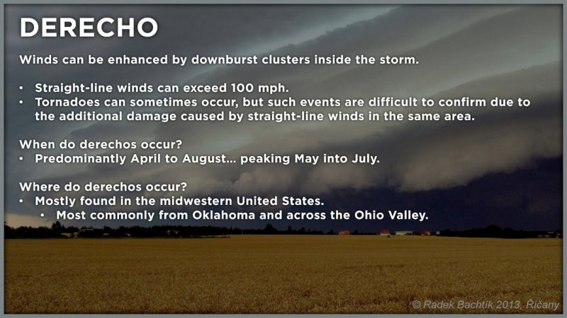 Crazy weather phenomena in our lives...