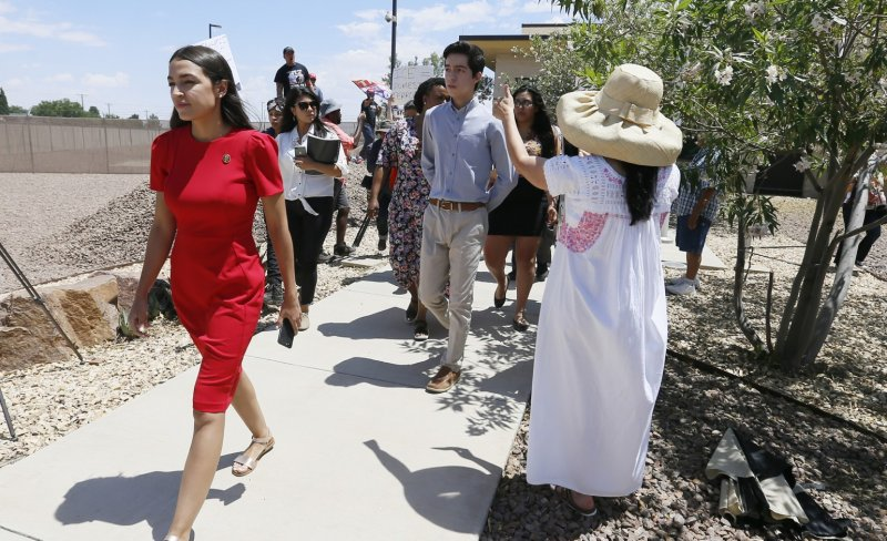Silence on Biden's border crisis: AOC plays by the dirty Washington rules after all