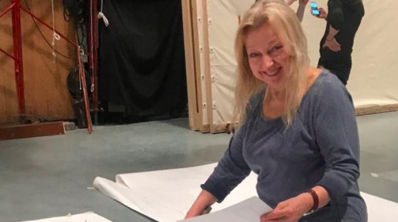 Emmy winner found dead, buried in debris inside home