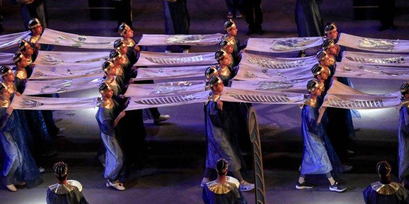 Myth of 'pharaoh's curse' dismissed as Egypt parades ancient mummies