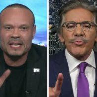 Geraldo Rivera calls Dan Bongino a 'son of a b----' and 'nothing but a punk' in chaotic Fox News segment