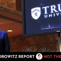 Trump to Be Reinstated in August as President of Trump University | The New Yorker