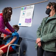 Opinion: Concerned vaccine skeptics push back against disturbing fad of teenagers living